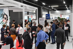 MAPIC ITALY 2018 - ATMOSPHERE - EXHIBITION AREA